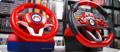 HORI Mario Kart Racing Wheels